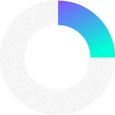 gradient circle (green)