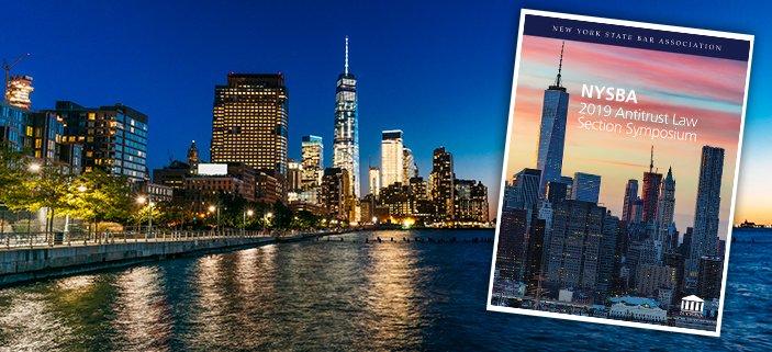 City Skyline and Symposium cover